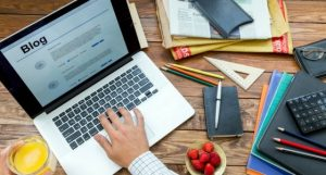 Get in to the Blogging Habit