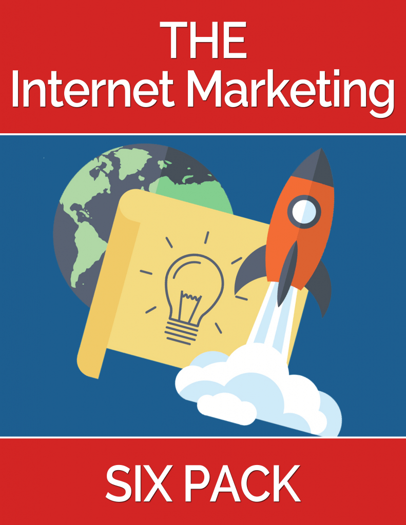 The Internet Marketing Six Pack Presented by Connie Ragen Green