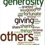Generosity – Is It Something You're Born With?