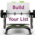 List Building to Grow Your Online Business