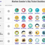 Marlon Sanders: Big Ticket Dashboard