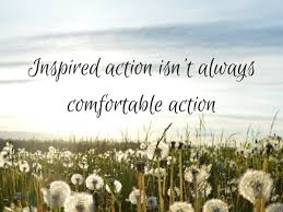 Taking Inspired Action