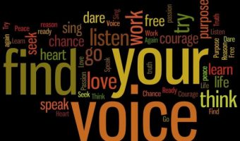 Blogging: Finding Your Voice