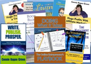 Connie Ragen Green's Books
