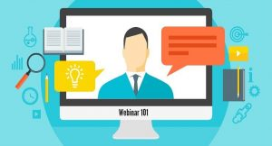 Hosting Webinars