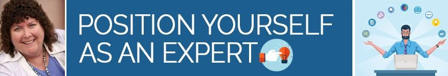 How to Position Yourself as an Expert