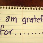 Gratitude as a Daily Habit