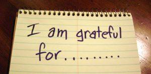 Gratitude Daily Habit