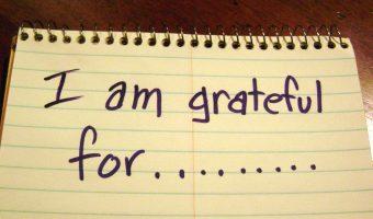 Gratitude as a Daily Habit