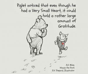 Gratitude Pooh