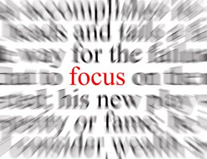 Your Focus Muscle