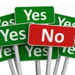 Learn How to Say No!